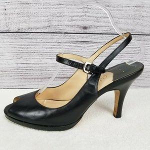 Cole Haan NIKEAIR Sandals High Heels Pumps Black